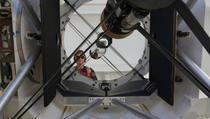 Telescopul EOS de 1,8 metri