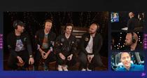 Coldplay a lansat Higher Power de la bordul ISS