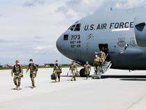 Primii militari romani s-au intors din Afganistan