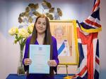 Românca Alexandra Bulat, aleasă consilier de comitat în urma alegerilor locale din Marea Britanie