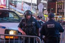 Incident armat în New York