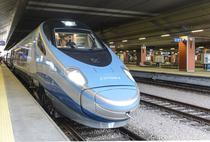 Tren de viteza in Polonia