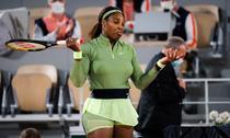Serena la Roland Garros