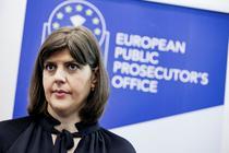 Laura Codruta Kovesi in prima zi de functionare a EPPO
