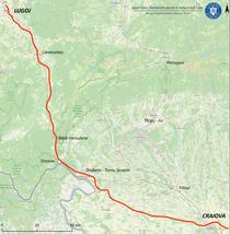 Drumul expres Craiova-Lugoj