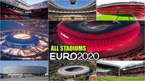 Stadioanele de la Euro 2020