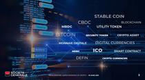 Ecosistem blockchain - criptomonede