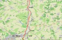 Drum Expres de la Cluj la Dej