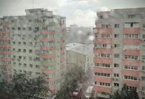 Ploi si furtuni in București