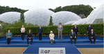 Regina Elisabeta a II-a gazda receptie summit G7