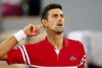 Novak Djokovic, victorie fenomenala cu Rafael Nadal