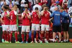 Christian Eriksen, moment teribil la Euro 2020