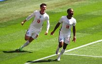 Sterling, gol pe Wembley