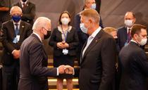 Klaus Iohannis l-a invitat pe presedintele american in Romania