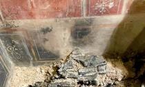Arheologii cred ca cladirea a fost abandonata dupa un incendiu