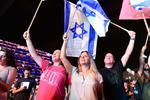 Israelul a ridicat marti obligativitatea purtarii mastilor de protectie si in spatiile publice inchise