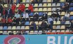 Hagi, Popescu, Marica, în tribuna a doua de la Arena Națională
