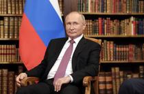 Vladimir Putin la summitul de la Geneva