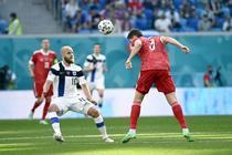 Rusia vs Finlanda, la Euro 2020