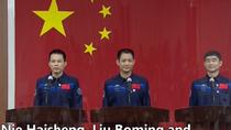 astronauti chinezi vor decola spre statia spatiala