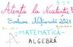 Clip pregatire matematica Evaluare Nationala 2021
