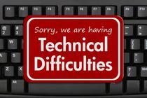 Probleme de functionare pentru multe site-uri