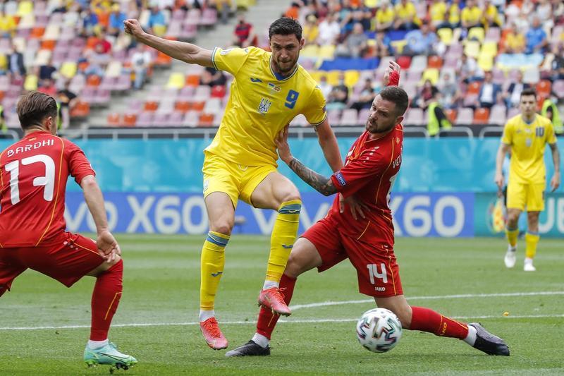 LiveBlog Euro 2020 Ucraina - Macedonia de Nord (ora 16:00) / Al doilea meci  de pe Arena Națională - Hotnews Mobile