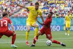 Ucraina vs Macedonia de Nord, pe Arena Nationala