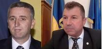 preș INS Tudorel Andrei și secretarul de stat MADR Aurel Simion