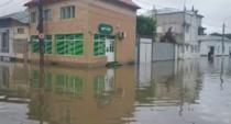 inundatii la Galati