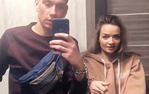 Alexandr Kudlai si Viktoria Pustovitova au stat incatusati unul de celalalt timp de 143 de zile