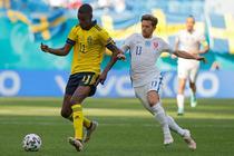 Suedia vs Slovacia, la Euro 2020