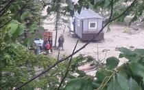 Inundatii in 18 judete