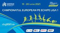 Campionatul European de Atletism Pe Echipe de la Cluj-Napoca