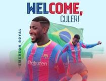 Emerson revine la Barcelona
