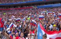 Fanii Rusiei la Cupa Mondiala din 2018