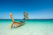 Plaja superba din Thailanda