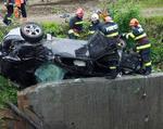 Accident Bacau