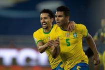 Casemiro, decisiv pentru Brazilia