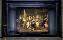 Rondul de noapte este considerat cea mai ambitioasa lucrare a lui Rembrand