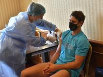 Nationala de rugby a Argentinei s-a vaccinat la Bucuresti