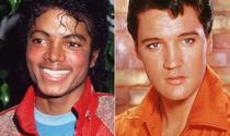 Michael Jackson si Elvis Presley
