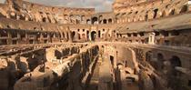 Colosseu, complexul hypogeum