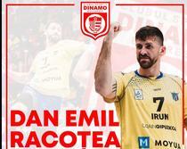 Dan Racotea noul jucator al lui Dinamo Bucuresti