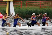 Argint pentru Romania la kaiac-canoe in cadrul Campionatului European la juniori