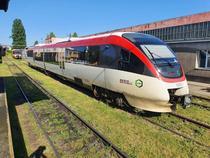Tren Bombardier Talent intrat in flota Transferoviar