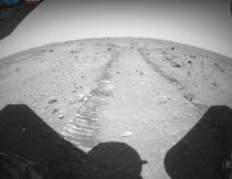 Imagine de pe Marte trimisa de roverul Zhurong