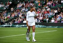 Monica Niculescu, la Wimbledon