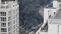 Incendiu in Londra