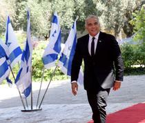 Ministrul israelian de externe, Yair Lapid
